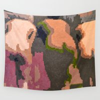 """games Wall Tapestries featuring """"Free Games"""" by Dmitry  Buldakov"""
