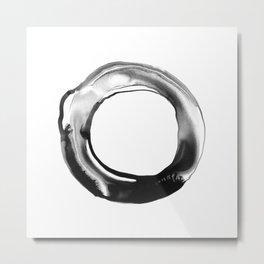 breathing in love Metal Print