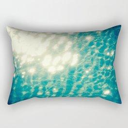 Picnic at Hanging Rock Rectangular Pillow