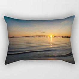 Peaceful Beauty Rectangular Pillow