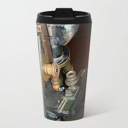 Old Microscope Travel Mug