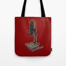 vintage enlarger ad Tote Bag
