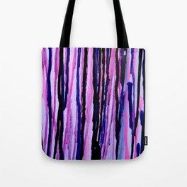 Drip paint  Tote Bag