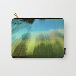 Abstract Victoria Park Costa Mesa CA Carry-All Pouch