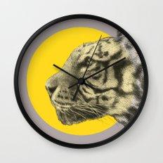 Wild 4 by Eric Fan & Garima Dhawan Wall Clock