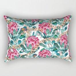 Glam Portea Rectangular Pillow