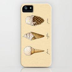 Ice Cream Cones iPhone SE Slim Case