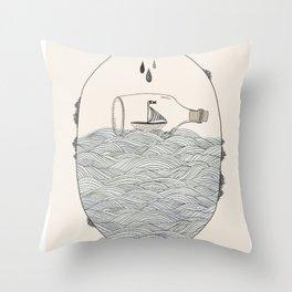 SEABOUND Throw Pillow
