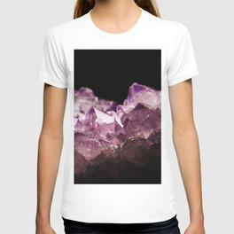 Amethyst Quartz T-shirt