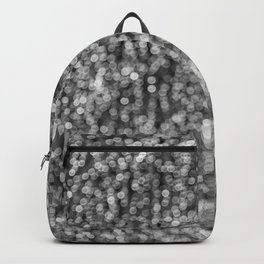 The Lights (Black and White) Backpack