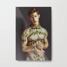 Flowers - Kevin Metal Print