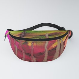 Pink World Fanny Pack