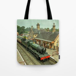 Bradley Manor at Arley Tote Bag