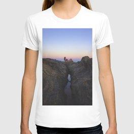Hollywood Sunset Rocks T-shirt