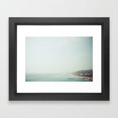 San Pedro Framed Art Print