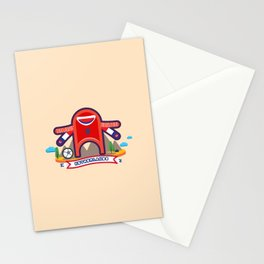 Monster Netherlands 2014 Stationery Cards