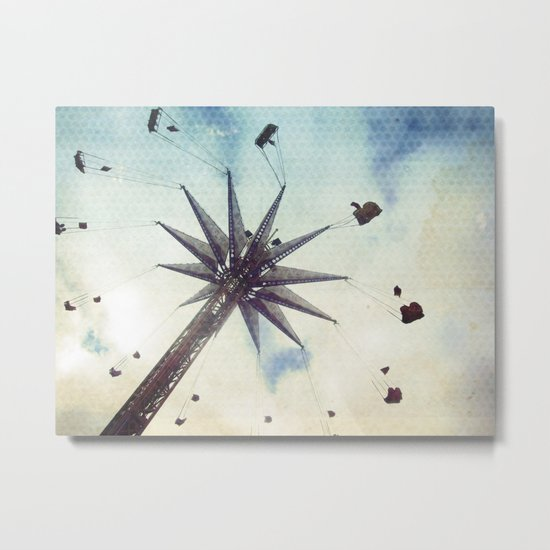 hold on tight Metal Print