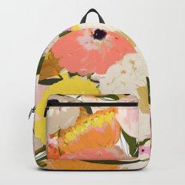 Spring Floral Backpack