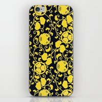 magic the gathering iPhone & iPod Skins featuring Gathering by BellagioVista