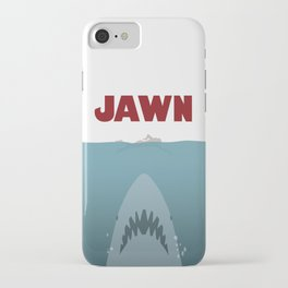 JAWN iPhone Case