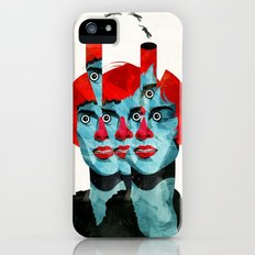 The cats in my head Slim Case iPhone (5, 5s)
