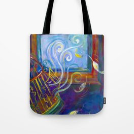 Freedom to Live Tote Bag