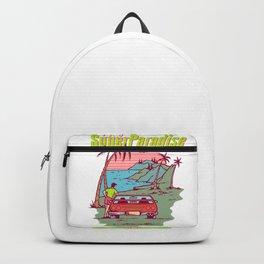 Super Paradise Backpack