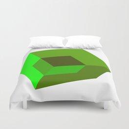 3d Cube Duvet Cover