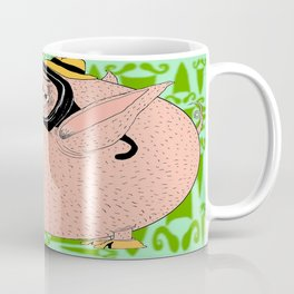 In-Hog-Nito or The Unknown Pig Coffee Mug