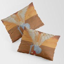 Battle Angel Pillow Sham