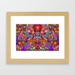Kayladoodles Framed Art Print