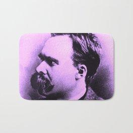 Nietzsche Baba Bath Mat