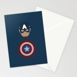 captainamerica Stationery Cards