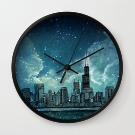 From the Breakers Wall Clock