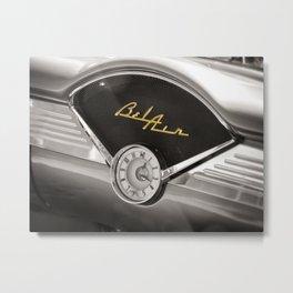 Bel Air Dash Metal Print