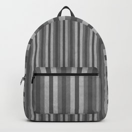 Stripes Collection: Fifty Shades Backpack
