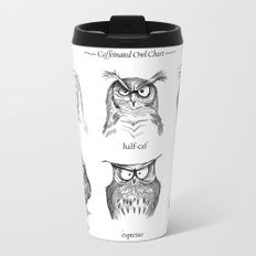 Caffeinated Owls Travel Mug