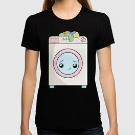 Kawaii Washing machine T-shirt