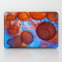 jelly fish iPad Cases featuring Jelly Fish by Shannon McCullough-Wight