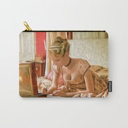 Letter to a loved one Carry-All Pouch