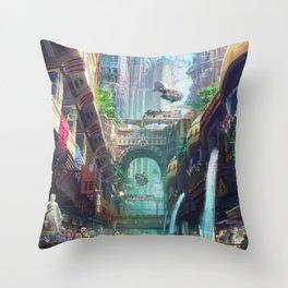 Royal City Escadia  Throw Pillow