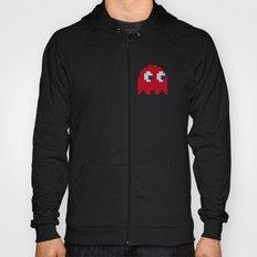 Pac-Man Red Ghost Hoody