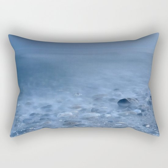 """Blue sea""... Rectangular Pillow"
