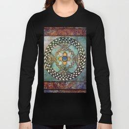 Mindful Passage Celtic Knot Long Sleeve T-shirt