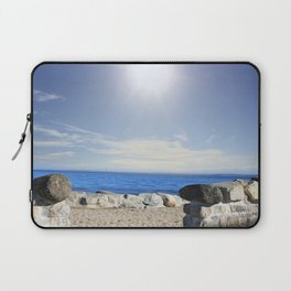 Beauty In The Distance Laptop Sleeve