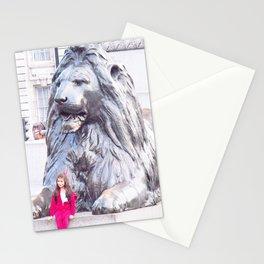 London Lion Stationery Cards