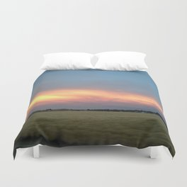 Rural Warmth Duvet Cover