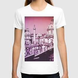 The Imperial Fora, Rome T-shirt