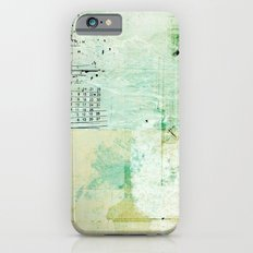 above sea level iPhone 6s Slim Case