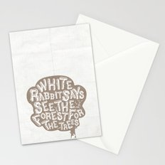 See the Forrest for the Trees Stationery Cards